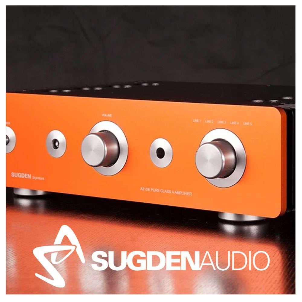Sugden Class A Amplifiers