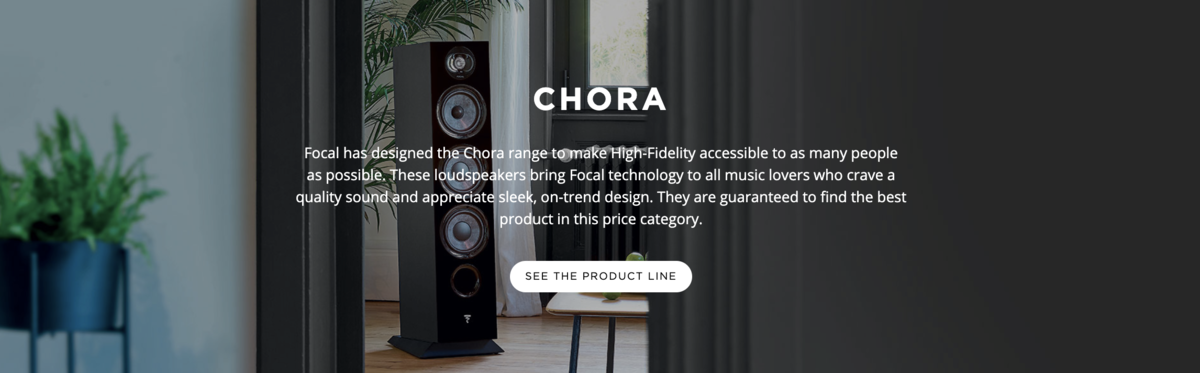 Focal Chora SPeakers