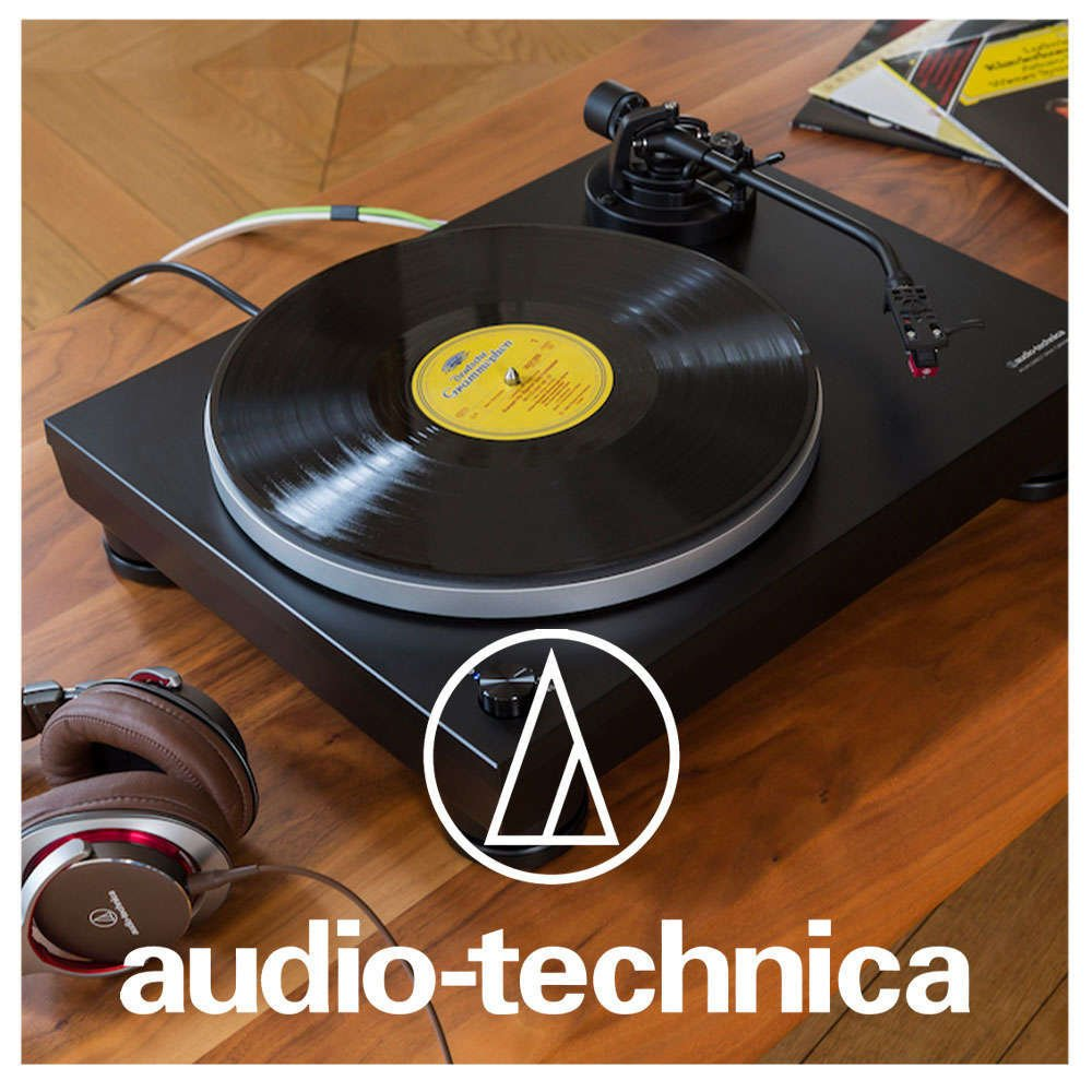 Audio Technica Turntables and record players