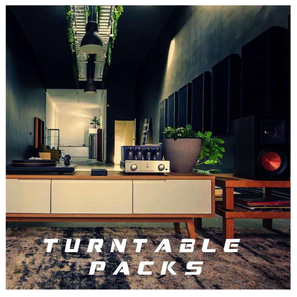 Turntable Packs