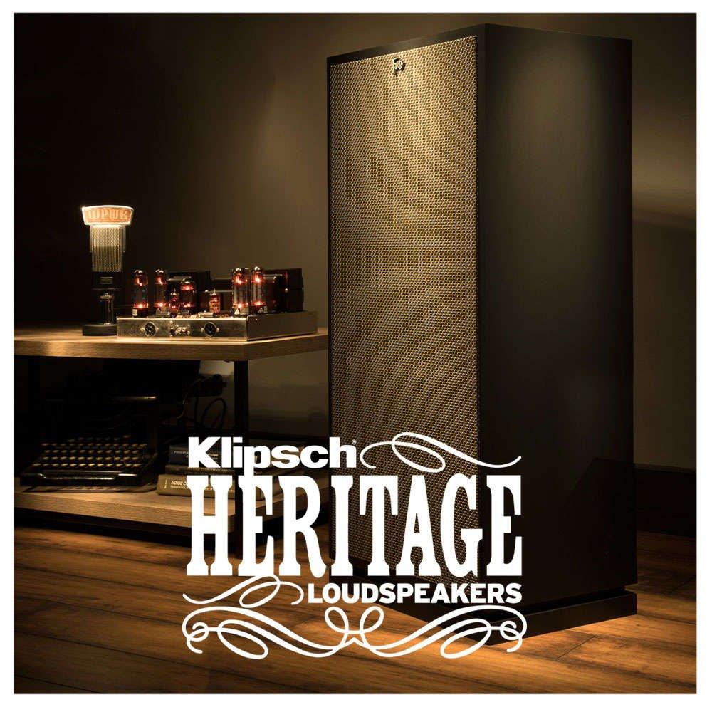 Klipsch Heritage Speakers