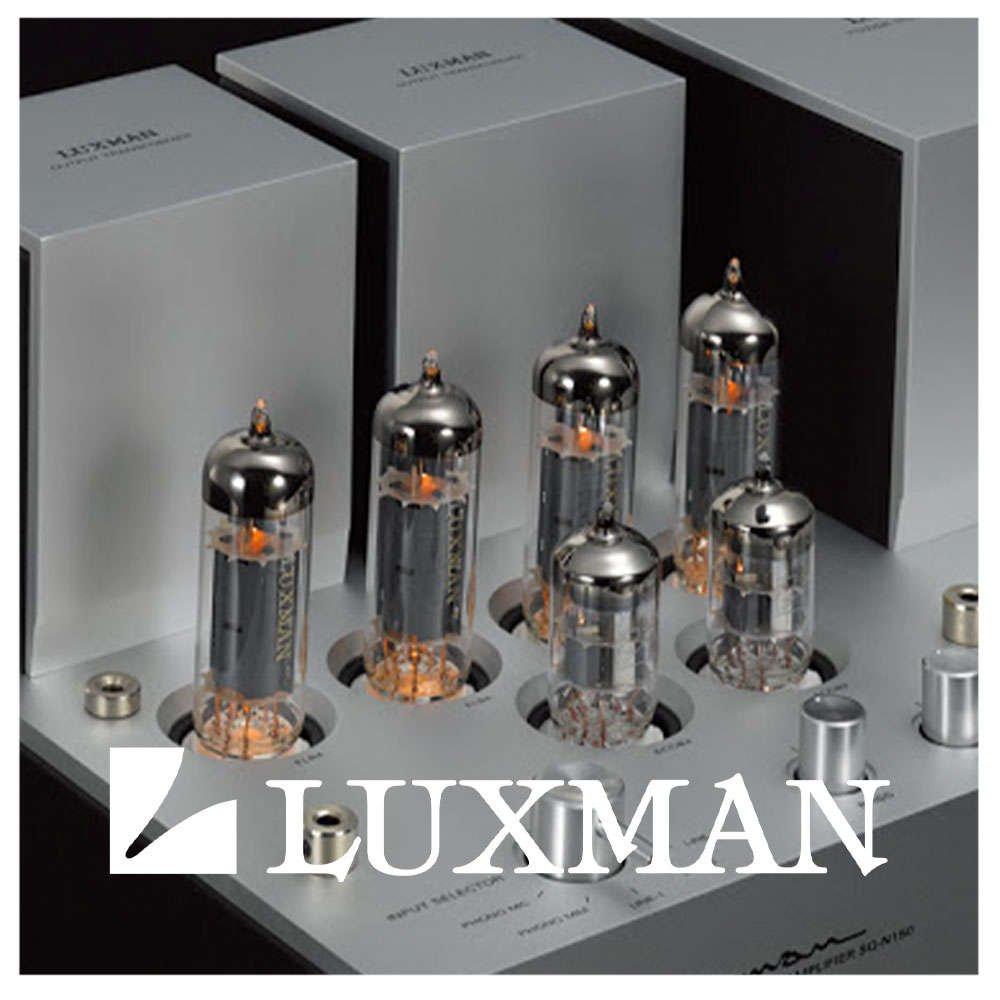 Luxman Amplifiers