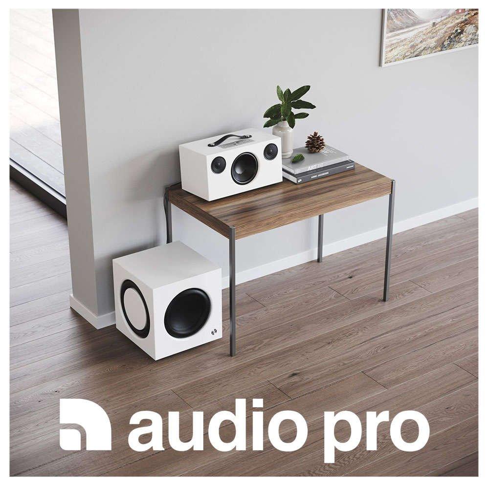 Audio Pro Active Bluetooth Speakers