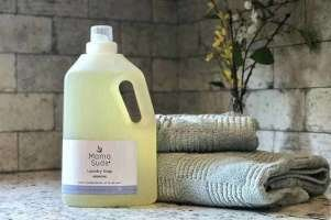 Safe, Natural Laundry Products Made in the USA