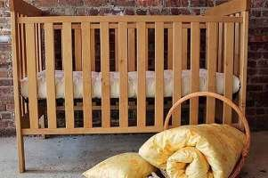 Baby & Toddler Natural & Organic Bedding Made in the USA