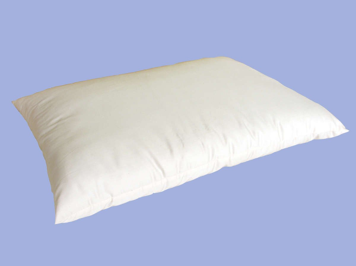 Purest Organic Cotton Pillow Made In Usa Pure Living Space