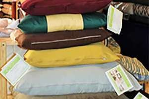 Natural & Organic Cotton Pet Beds Made in the USA