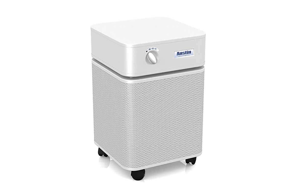 Austin Air Purifiers improve indoor air quality removes smoke, dust, pollen, VOCs, mold