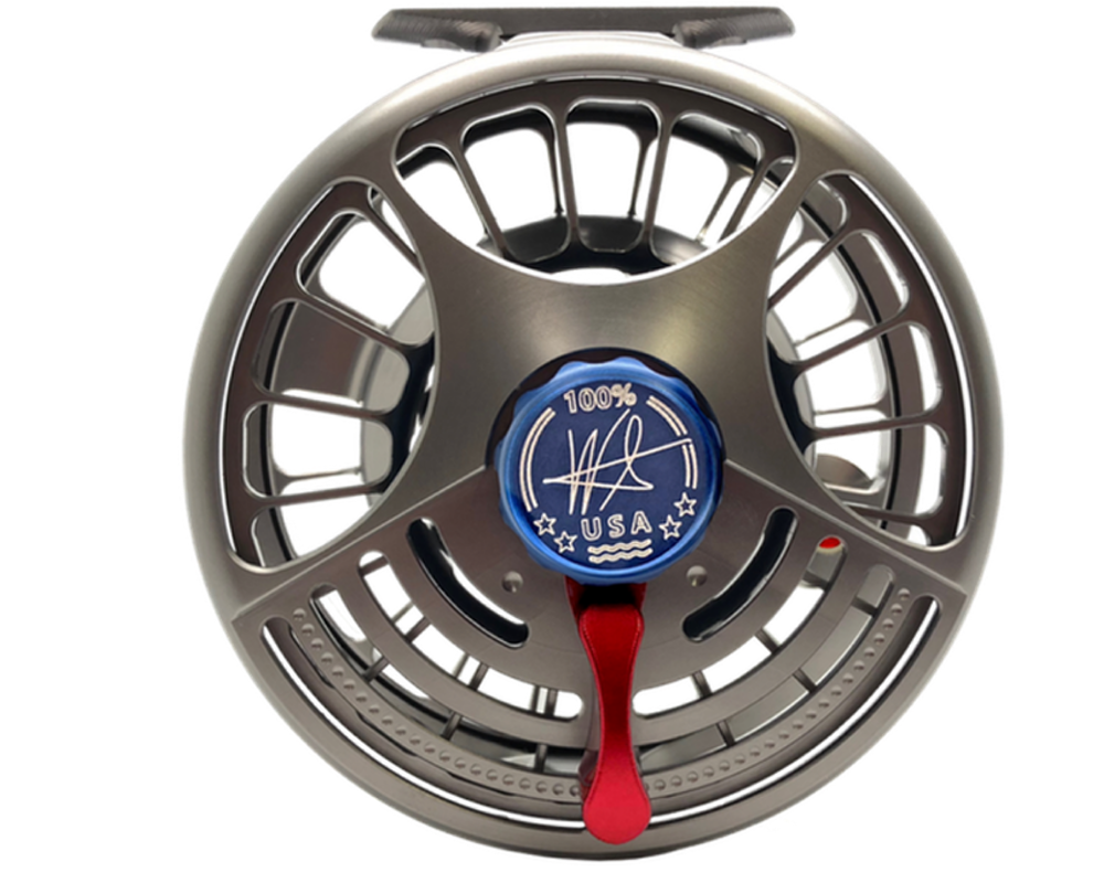 SEiGLER fly fishing reel, Made in USA, Lever drag fly reel, iCast best fly reel 2018 2019, fly fishing gear, fly reels, Best in Show, New innovations in fly fishing
