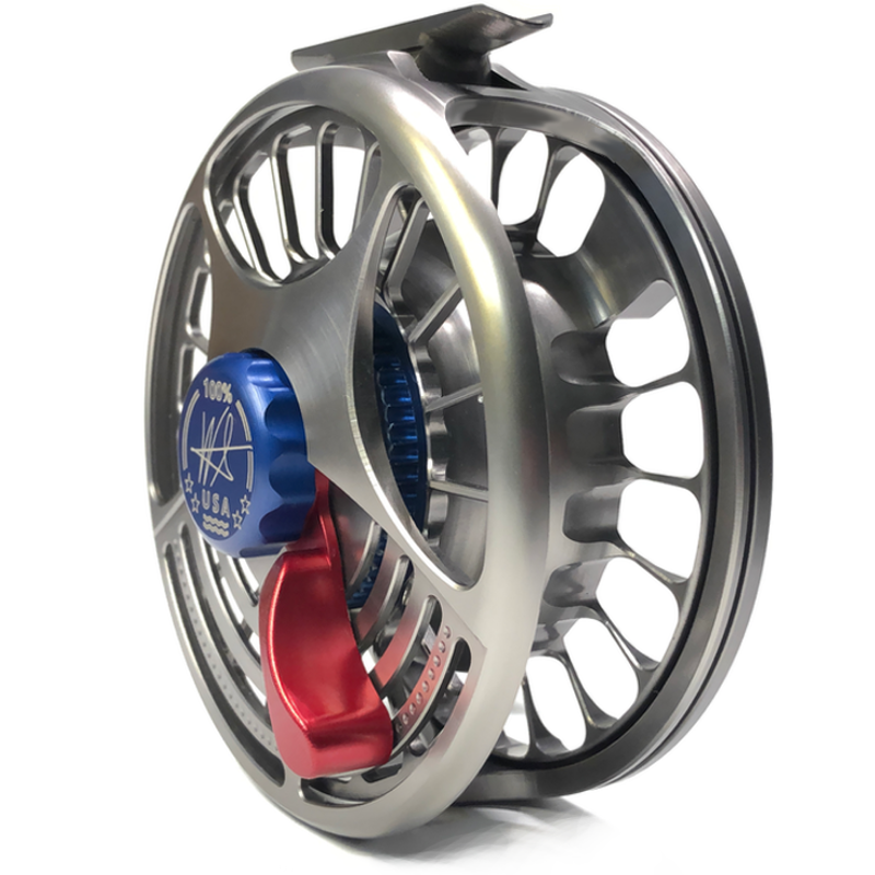 SEiGLER MF (medium fly) flyfishing reel, built for big game. Our innovative design has allowed for drag control unlike any other reel on the market, iCast best Flyfishing reel . Seigler Lever drag fishing reel