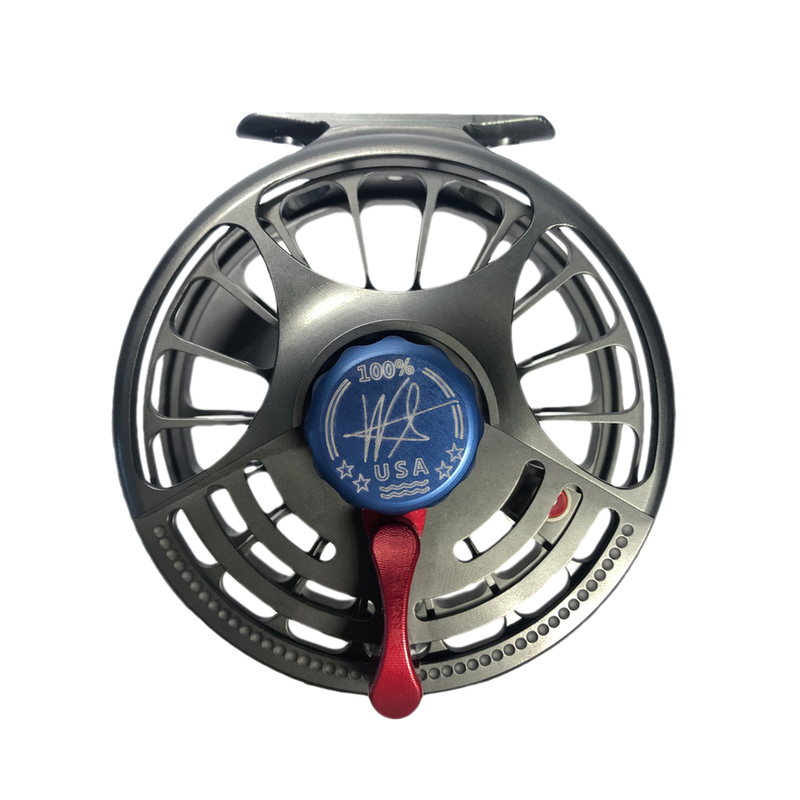 SEiGLER Small Fly Fly fishing reel, Made in virginia Beach, VA, Winner of iCast Best Fly Reel 2019, SEiGLER Fly Reels bring new level high performance fly fishing reels.