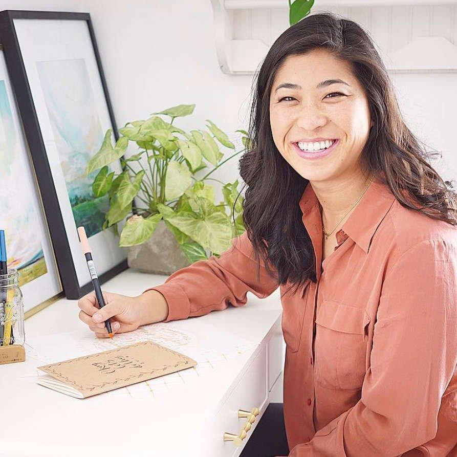 Nicole Miyuki - Lettering Artist at Let's Make Art