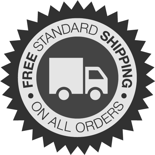 Free Shipping, No Minimums!