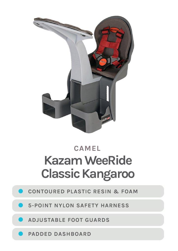Camel Kazam WeeRide Classic Kangaroo - with list of specs