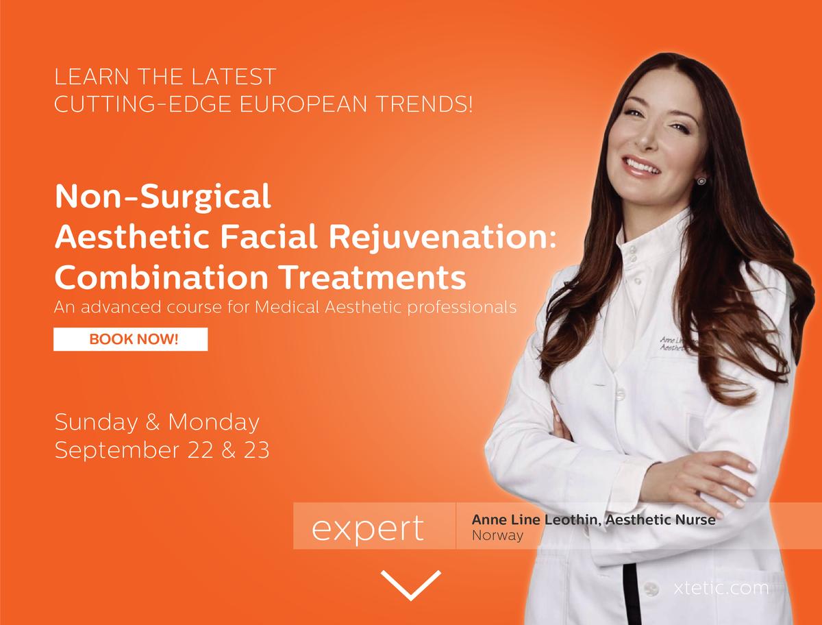 Non-Surgical Aesthetic Facial Rejuvenation: Combination