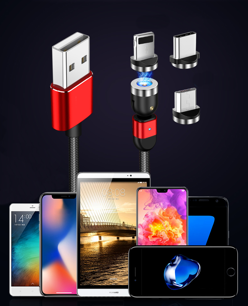 All Your Devices, One Cable