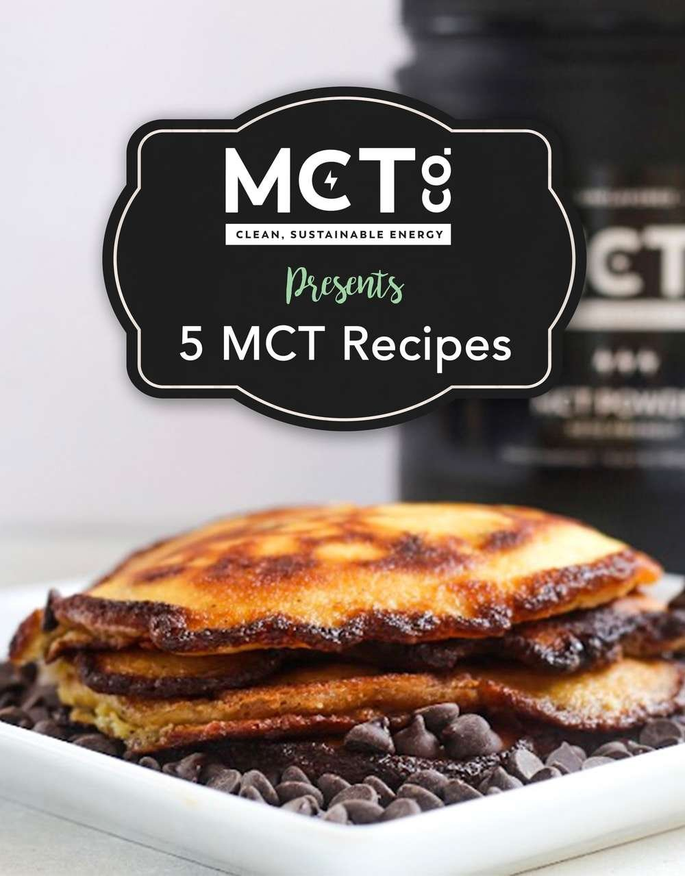 MCTco 5 MCT Recipe eBook