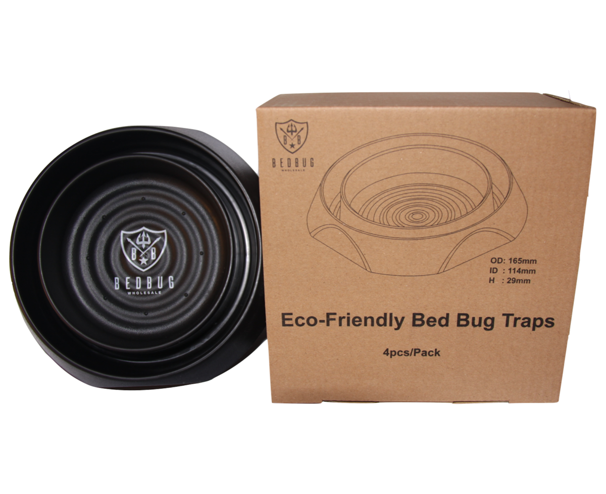 Bed Bug Trap and Detector