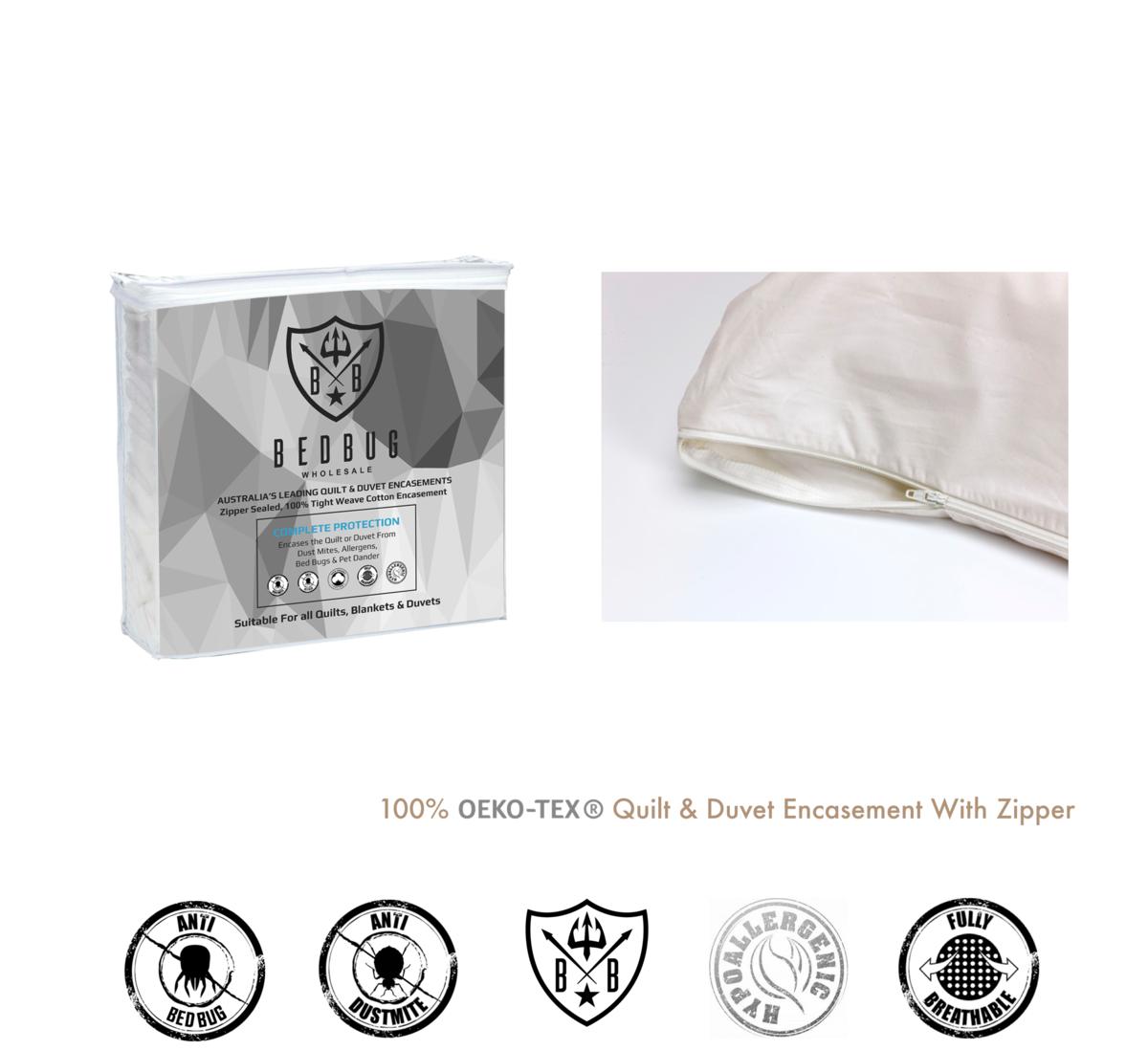 100% Cotton Quilt Cover
