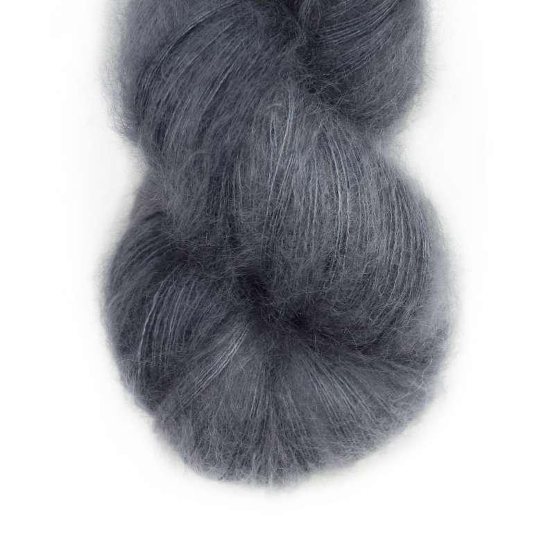 kid-silk yarn