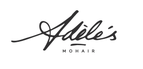 Adele's Mohair yarn kits