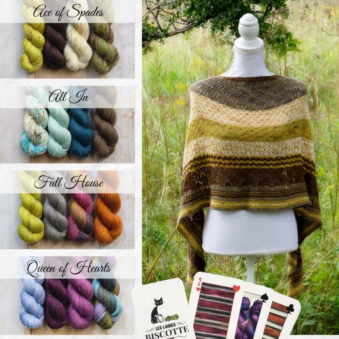 yarn box knitting kits ready to cast-on