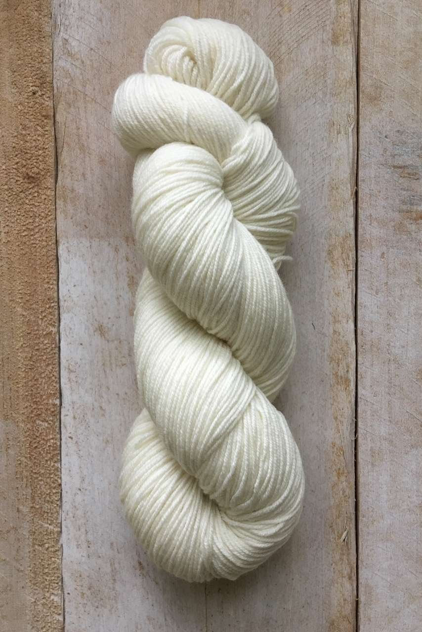 Merino Nylon sock hand-dyed yarn