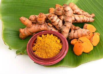 Cacao Bliss contains Turmeric