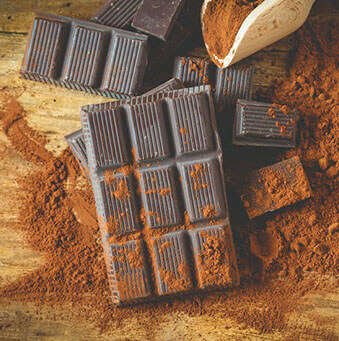 Cacao Bliss contains Flavanols