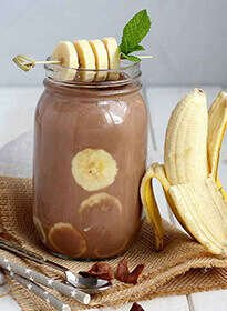 Cacao Bliss Superfood Smoothies