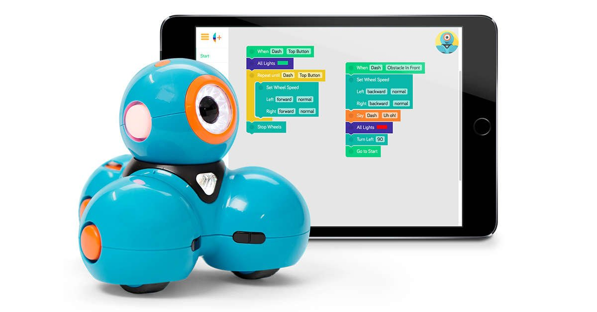Screen free coding robots for your kids