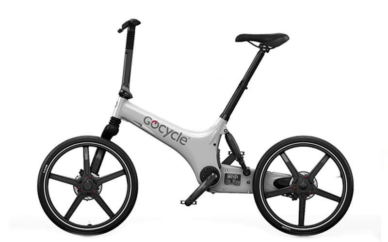 G3 Gocycle Foldable eBike