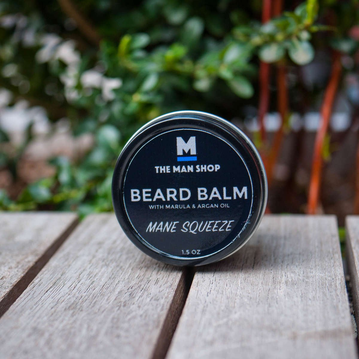 THE MAN SHOP BEARDCARE