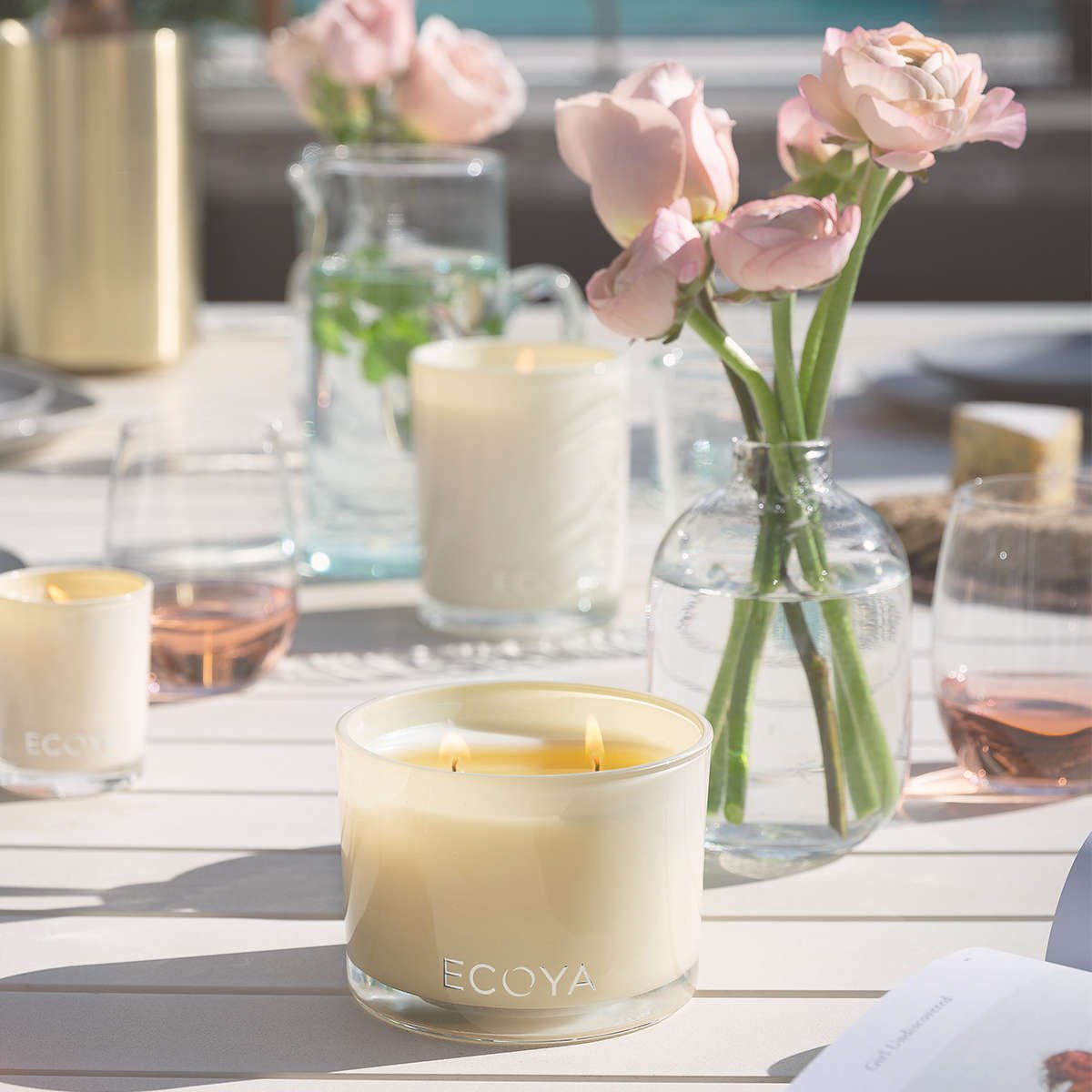 OUtdoor ECOYA candle