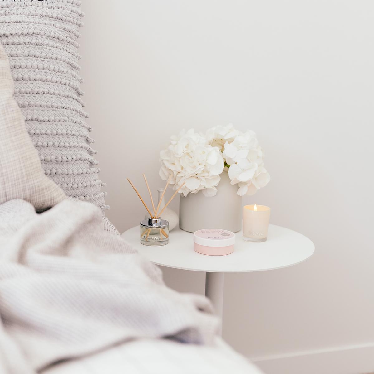 Peach Blossom & Rosewood Maisy Jar