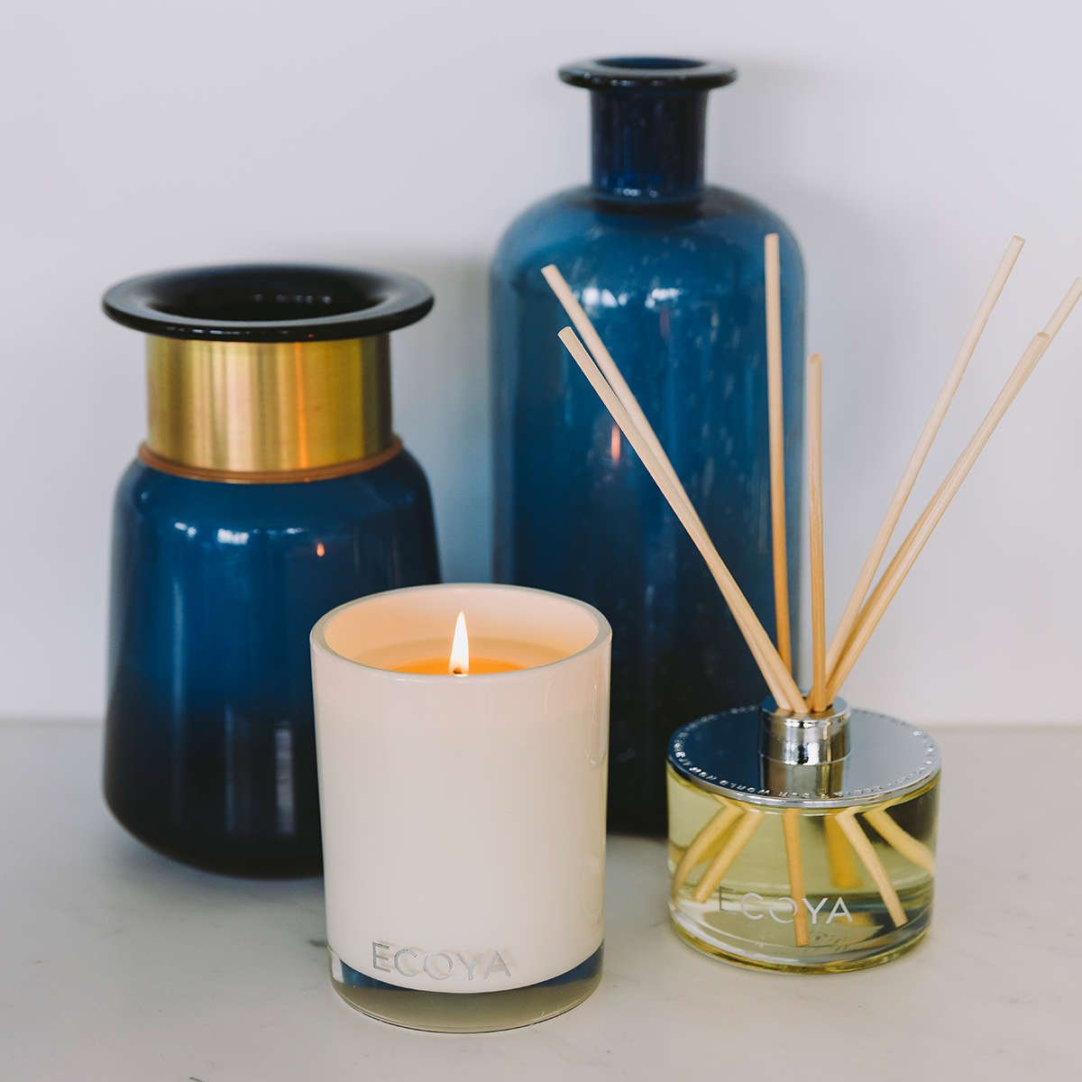 Limited edition soy wax candles