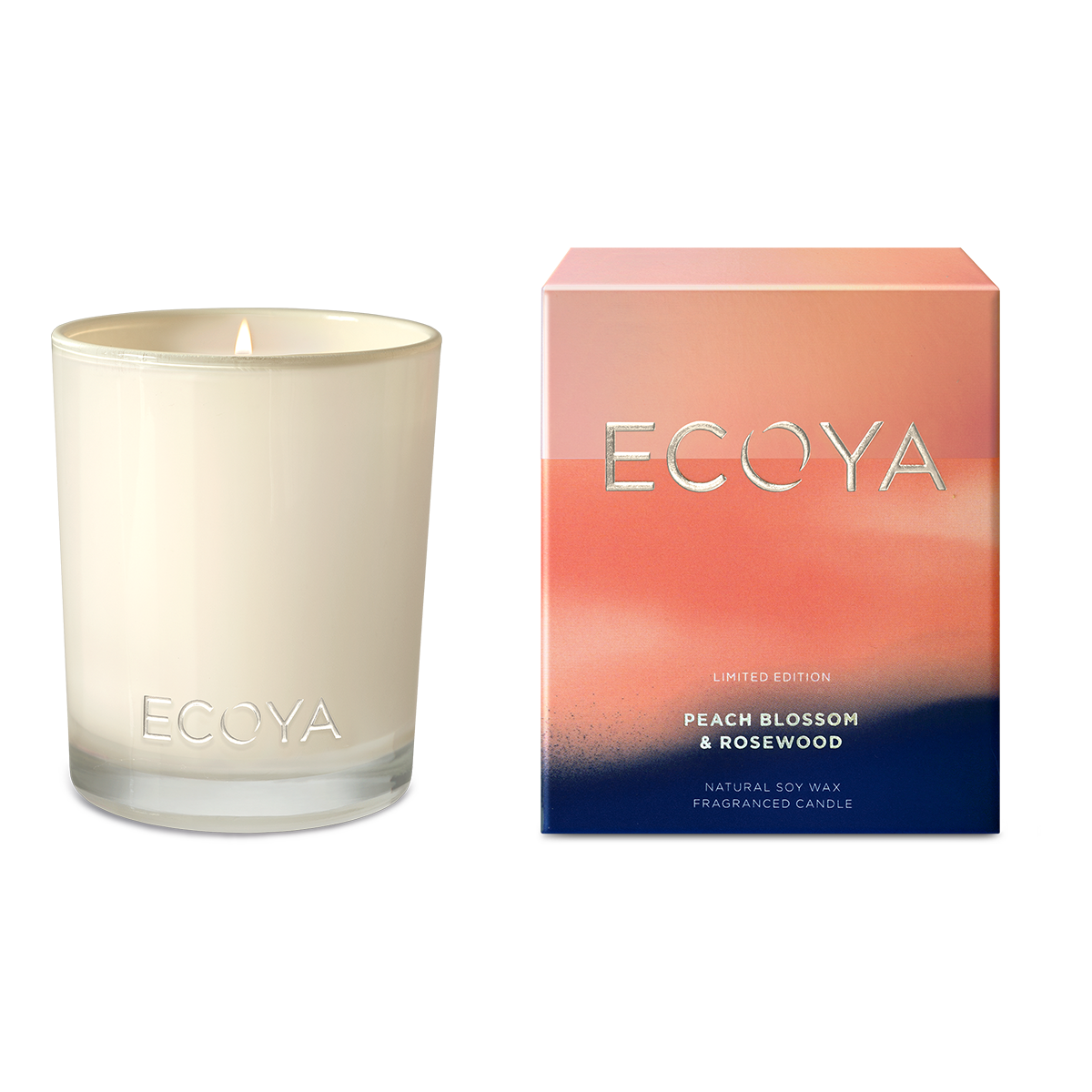 Limited Edition Candle ECOYA