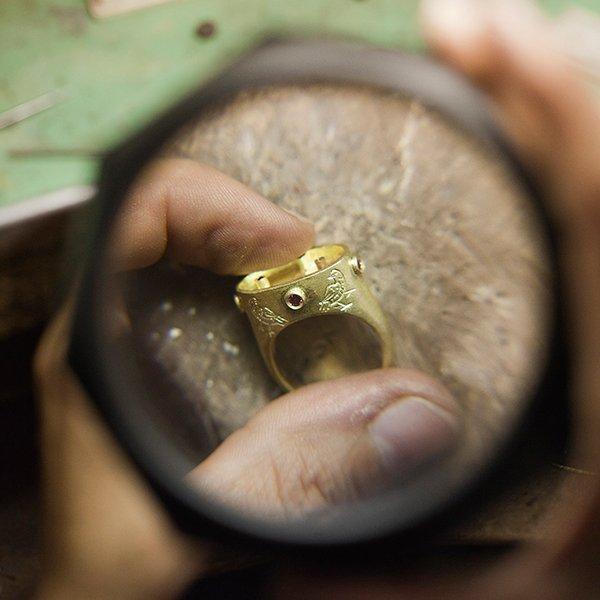 Bespoke Ring Designers