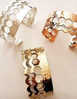 Lace Bangles & Bracelets