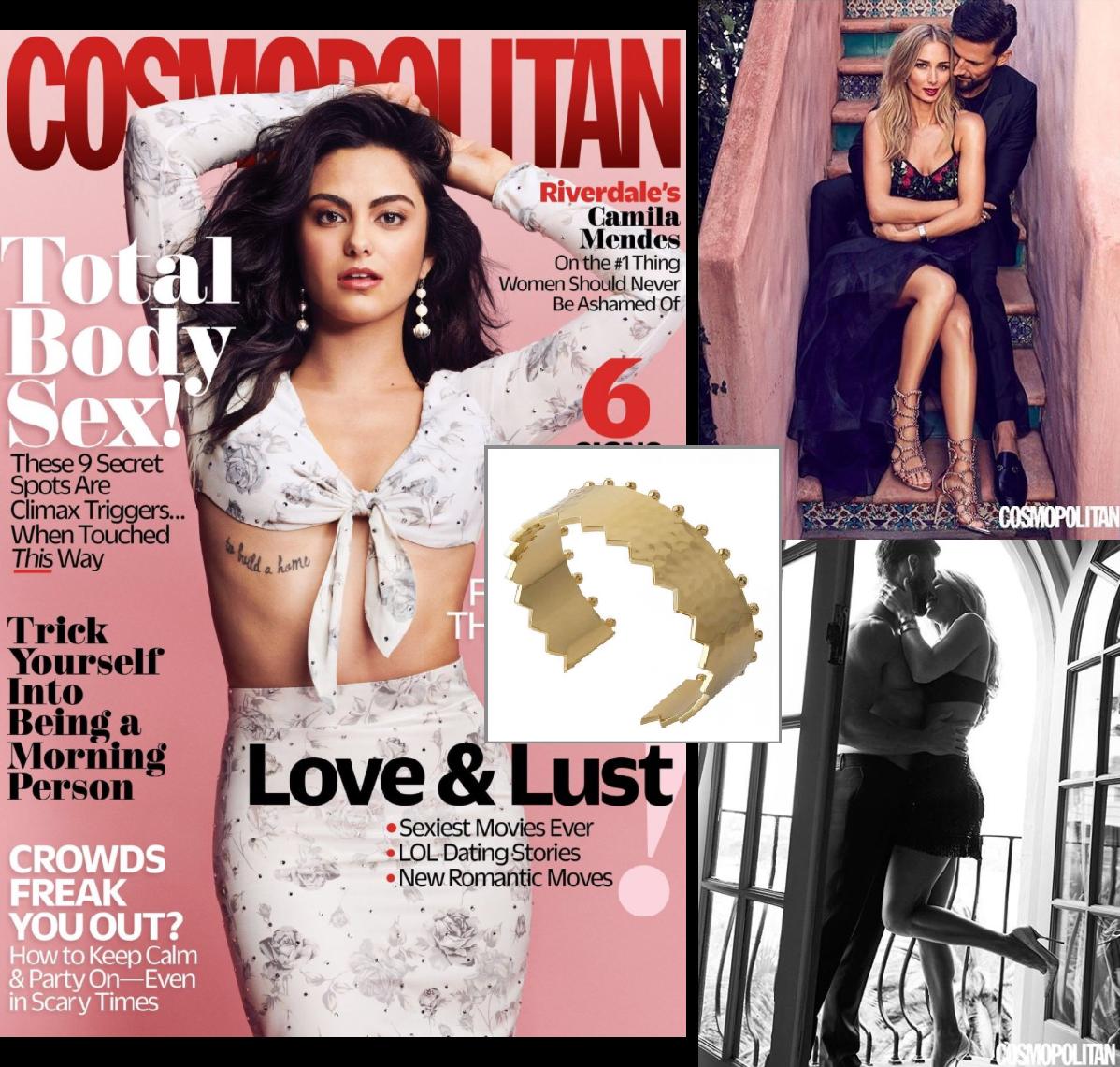 Cosmopolitan, 2018