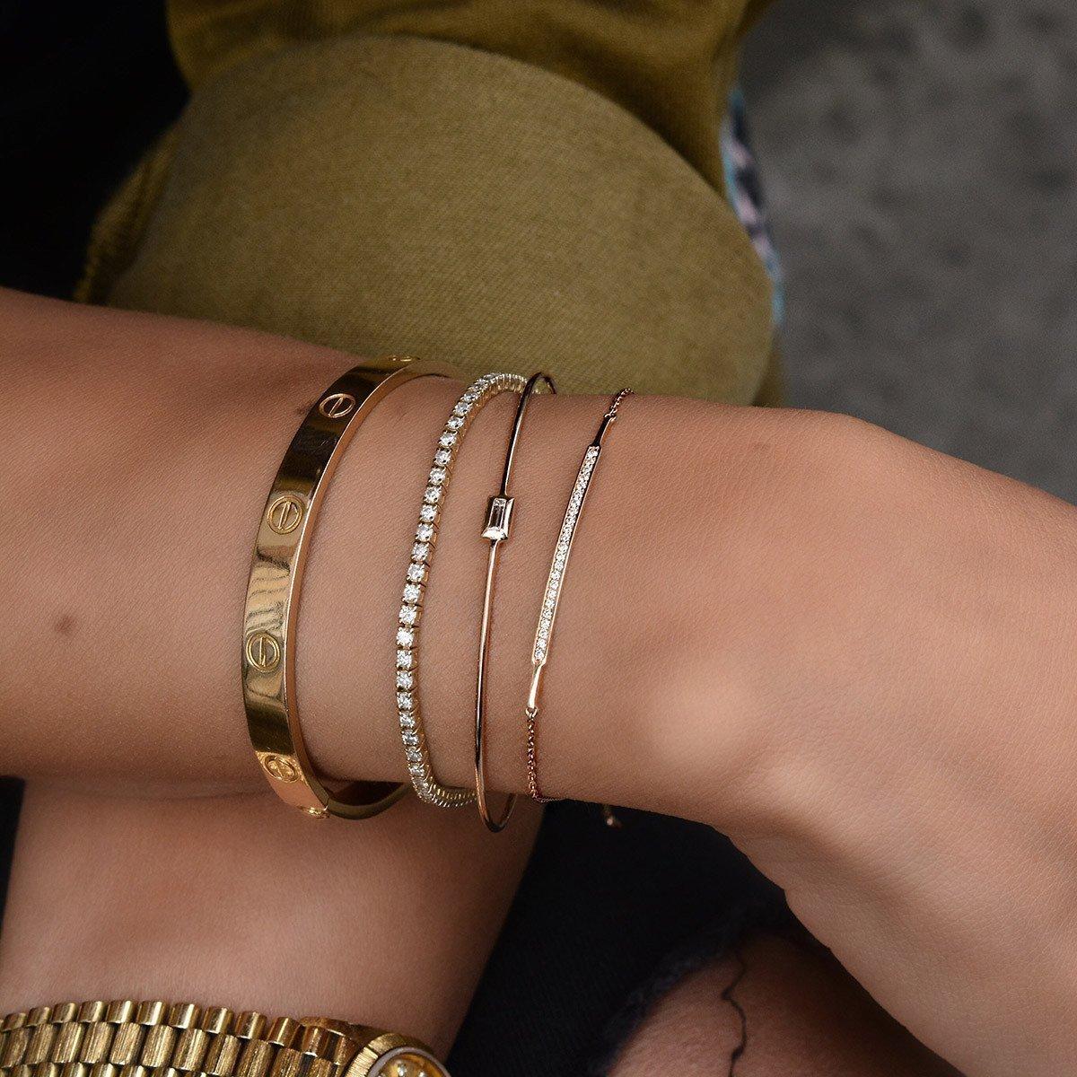 Shop Diamond Bracelets