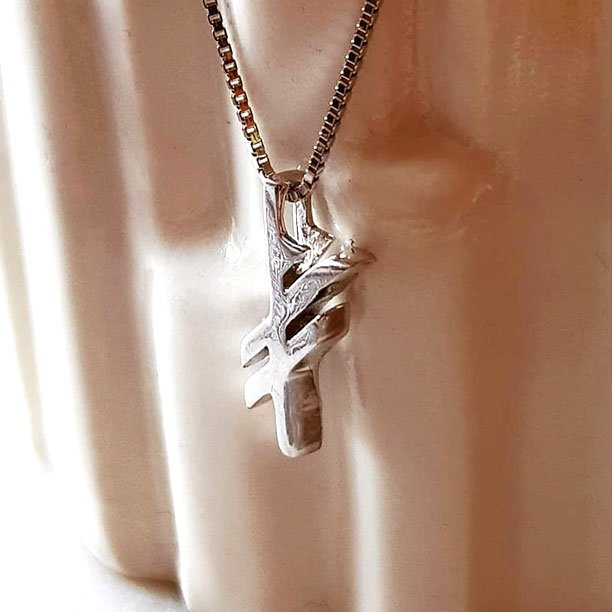 WIN a Silver Luck Pendant from Alrun Nordic Jewelry