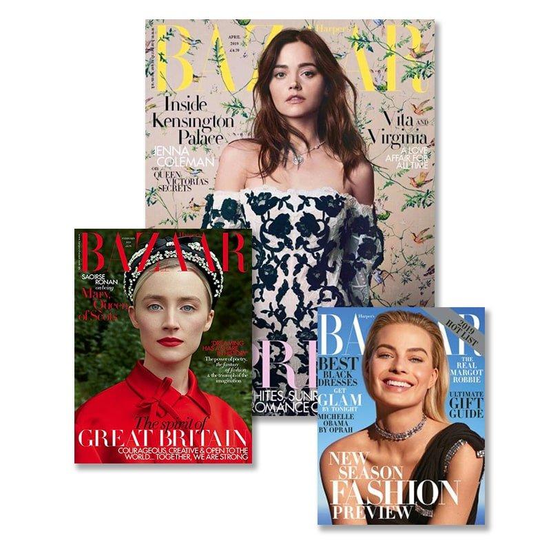 Harpers Bazaar - JewelStreet