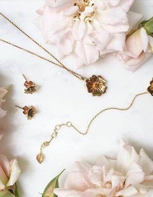 Vintage Bridesmaid Jewelry