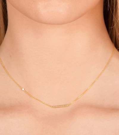 Shop Dainty Necklaces