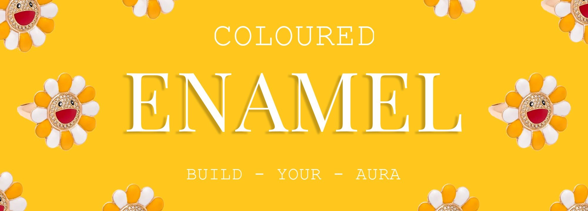Coloured Enamel