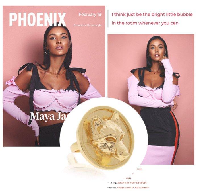 Phoenix Magazine, 2018