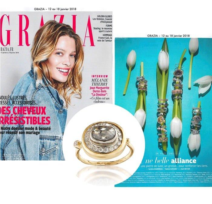 Grazia Magazine, 2018