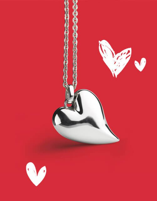 Love Heart Jewellery