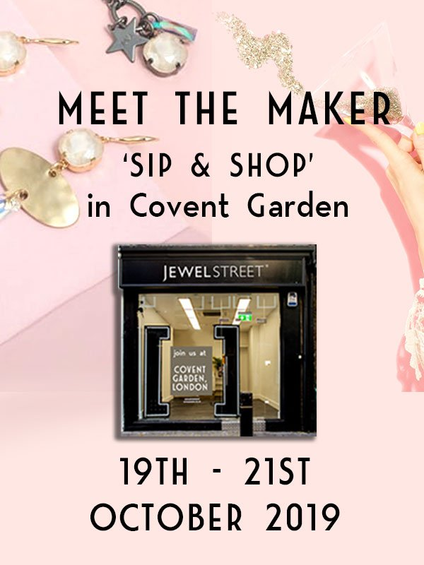 Sip & Shop in Covent Garden